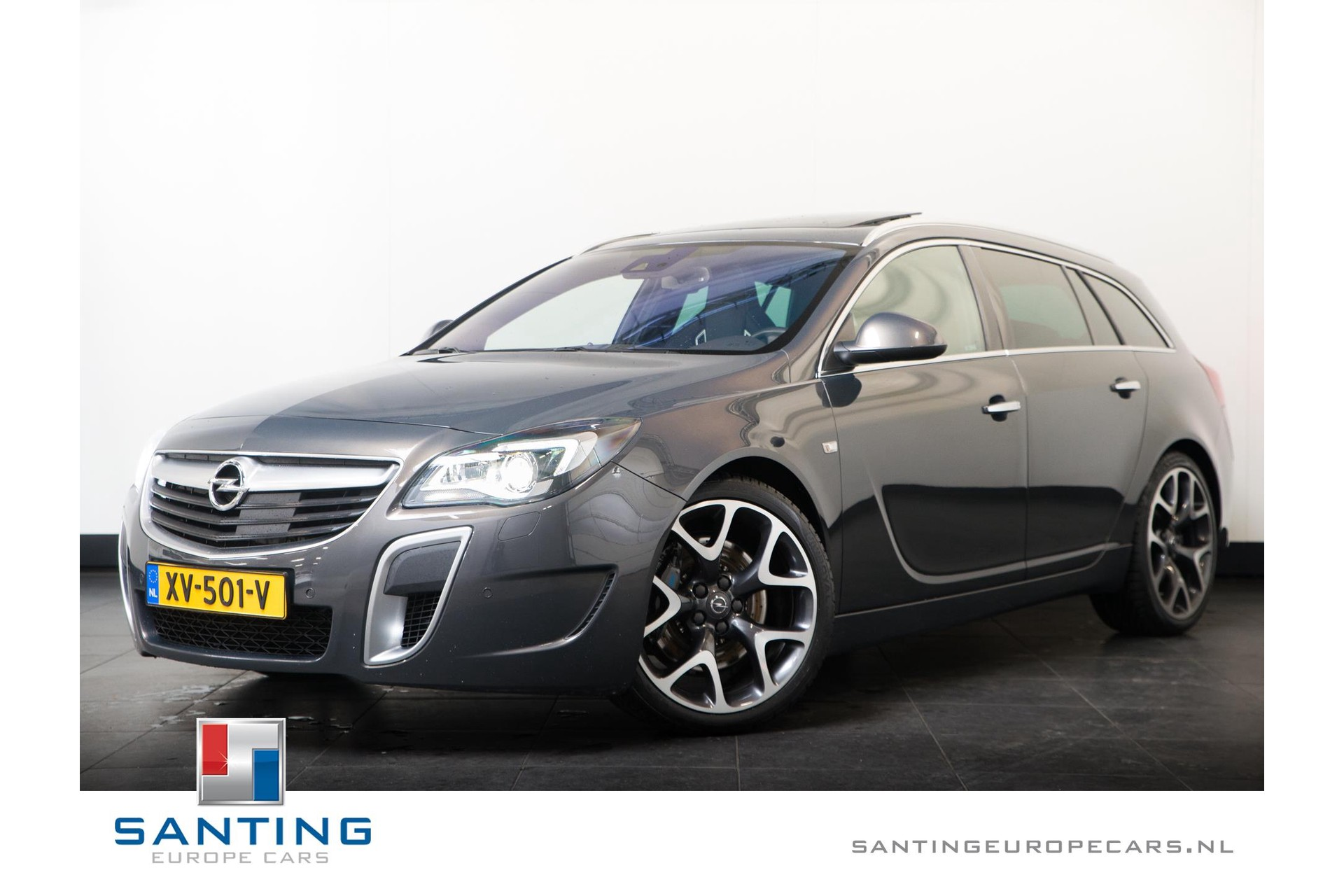 Opel Insignia Sports Tourer 28 T Opc 44 Santing Europe Cars