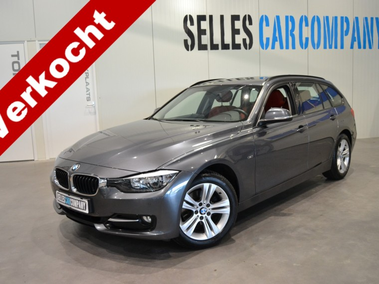 Foto van BMW 3 Serie Touring 320D X-DRIVE HIGH EXECUTIVE