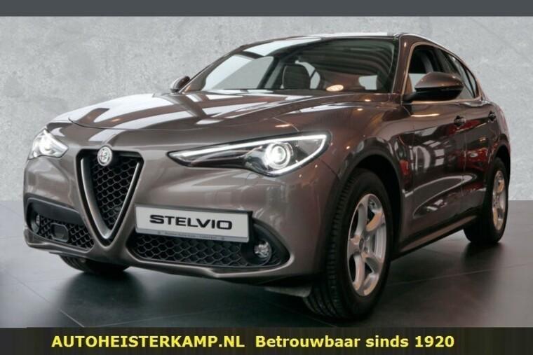 Alfa Romeo Stelvio 2.2d Super 180 PK Navi