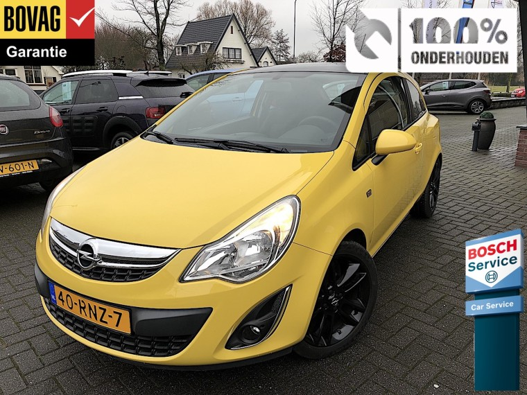Foto van Opel Corsa 1.4-16V Color Edition