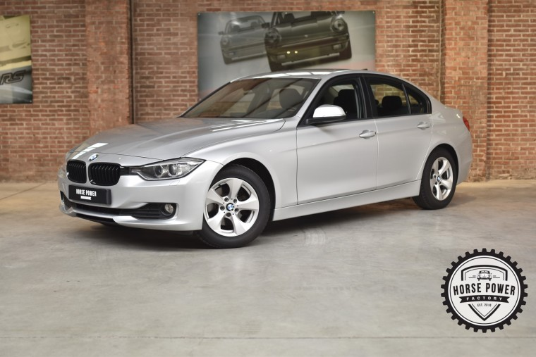 Foto van BMW 3 Serie 320d EfficientDynamics Edition High Executive