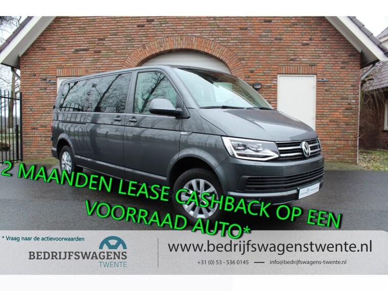 Foto van Volkswagen Caravelle T6 2.0 TDI LR LANG 150 PK | 2x SCHUIFDEUR | LED |