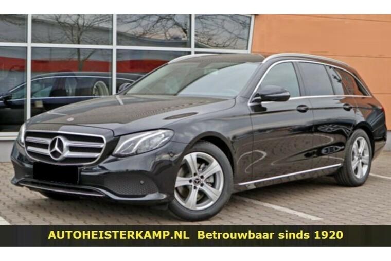Mercedes-Benz E-Klasse Estate 220 d TAXIPRIJS 33.950 NETTO Avantgarde Camera LED Navi