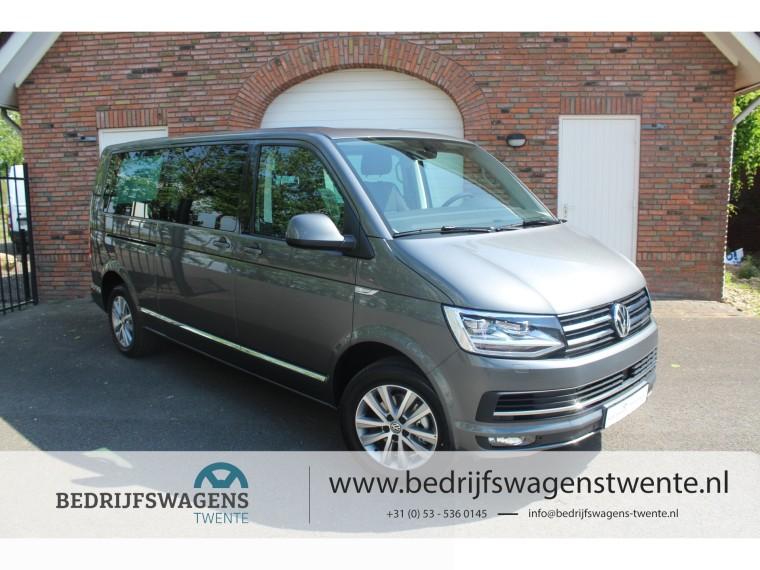 Foto van Volkswagen Caravelle T6 CARAVELLE 150 pk DSG **2019** LWB Dub/Cab HIGHLINE | ACC