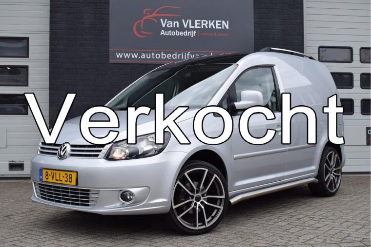 Foto van Volkswagen Caddy 1.6 TDI NAVIGATIE ( EX. BTW )