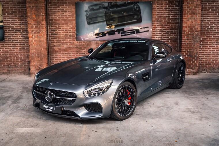 Foto van Mercedes-Benz AMG GT 4.0 S