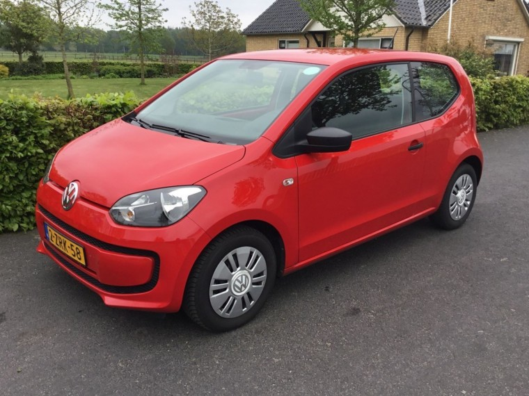 Foto van Volkswagen up! 1.0 take up! BlueMotion 3drs AIRCO BJ 2015