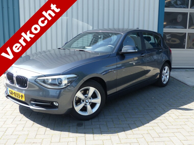 Foto van BMW 1 Serie 116d Executive
