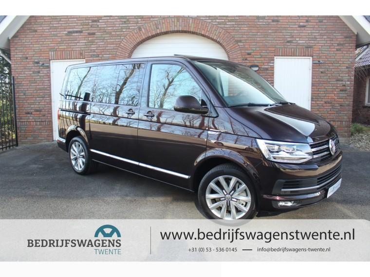 Foto van Volkswagen Multivan T6 204 pk DSG DUB/CAB HIGHLINE 5 pers