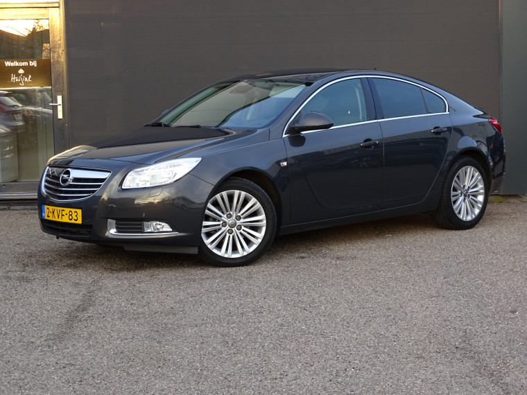 Foto van Opel Insignia 1.4 Turbo EcoFLEX Business+
