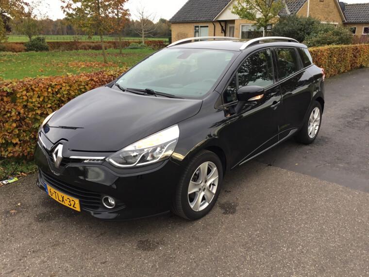 Foto van Renault Clio Estate 1.5 dCi ECO Dynamique