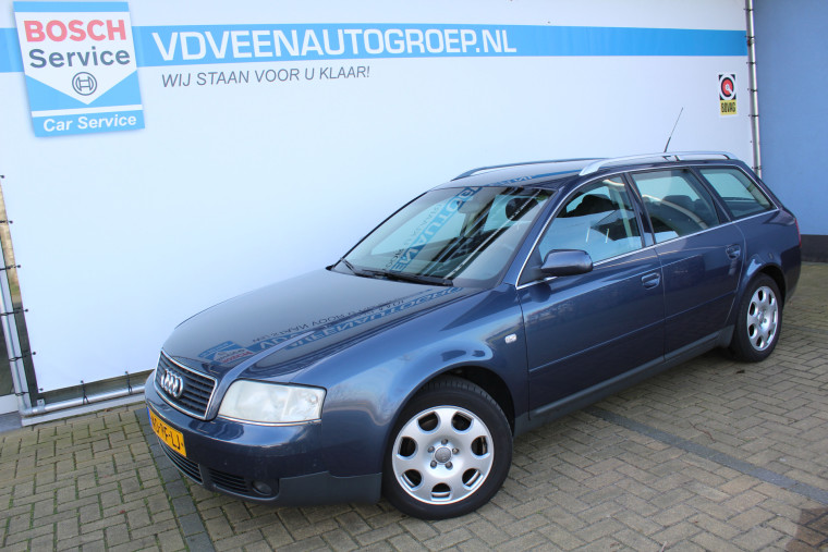 Foto van Audi A6 Avant 2.0