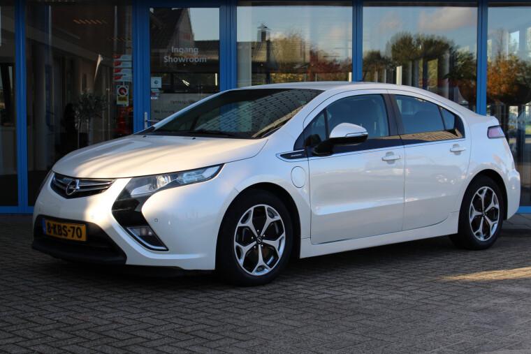 Foto van Opel Ampera 1.4