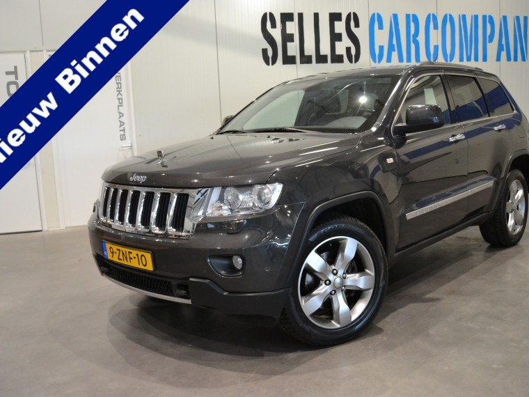 Foto van Jeep Grand Cherokee 3.0 CRD LIMITED