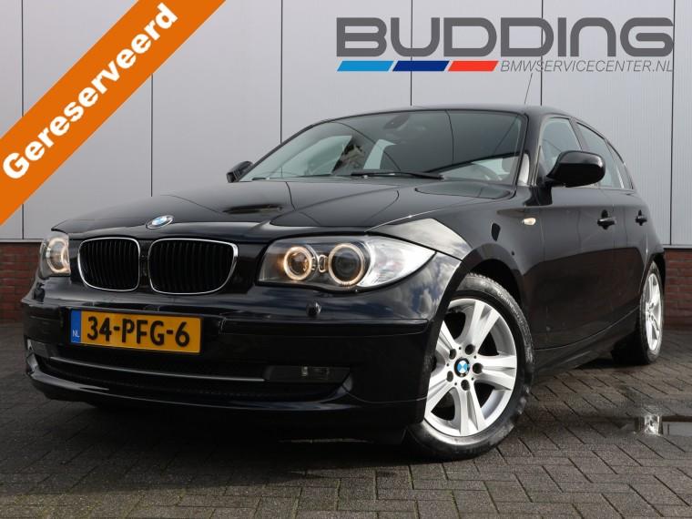 Foto van BMW 1 Serie 116i 2.0l EffDyn. Ed. Business Line Ultimate Edition
