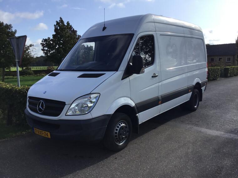 Foto van Mercedes-Benz Sprinter 513 CDI