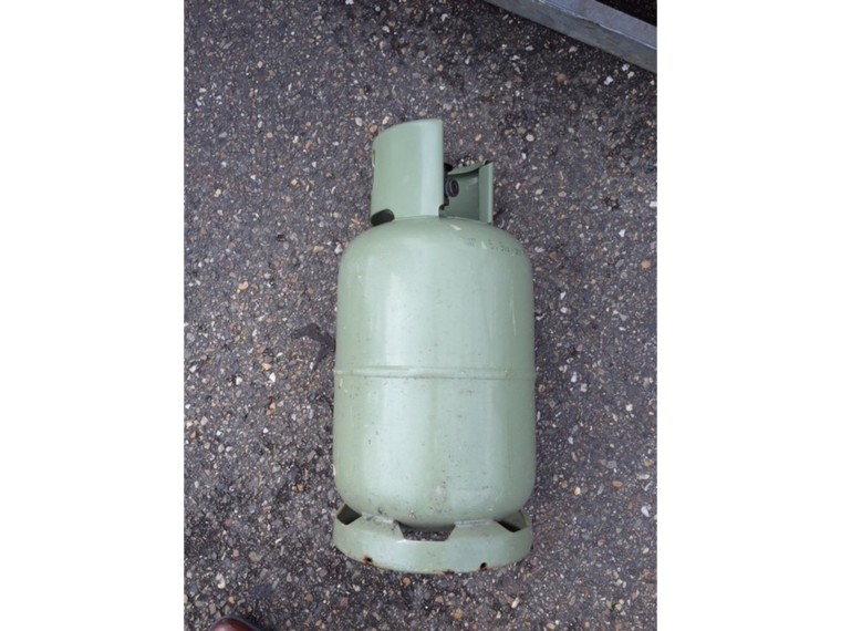 Foto van gas bottle 5kg