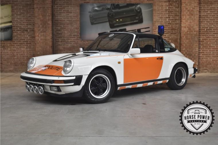 Foto van Porsche 911 3.0 SC Targa