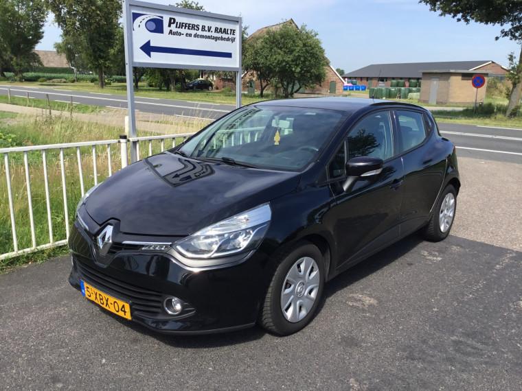 Foto van Renault Clio 1.5 dCi ECO Dynamique BJ 2014