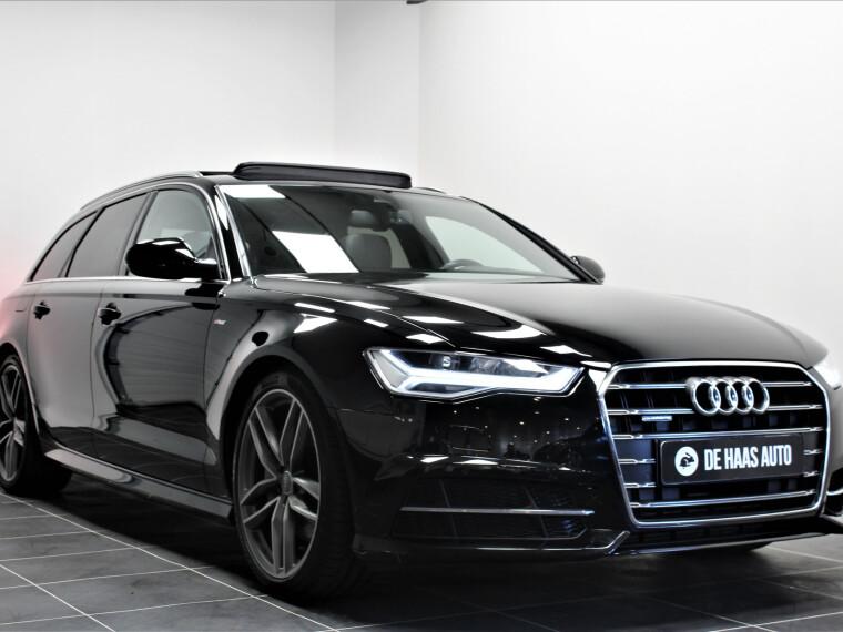 Foto van Audi A6 Avant 3.0 TDI quattro S-Line/Pano dak/20 inch/Head up/Matrix led