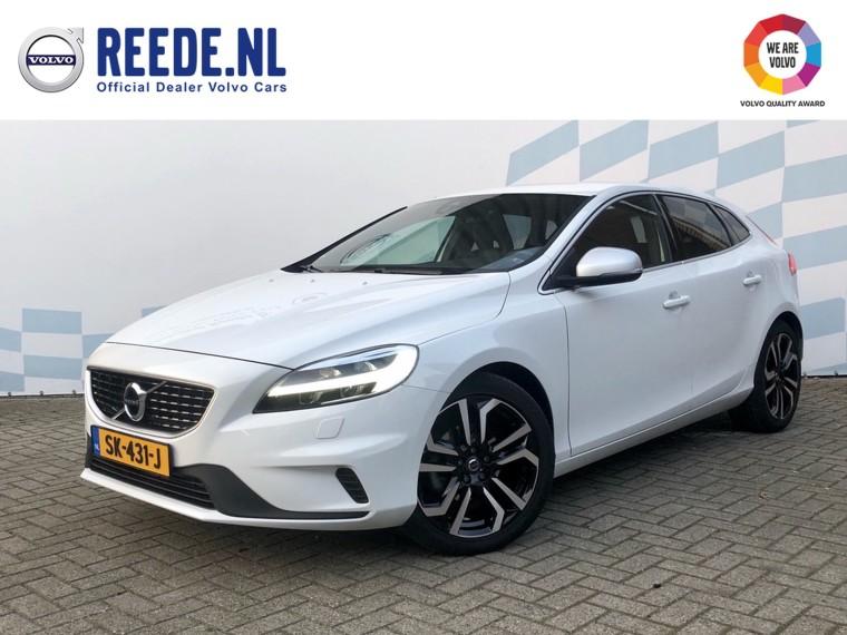 Foto van Volvo V40 D2 Nordic+