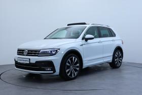 Volkswagen Tiguan 2.0 TSI 180PK DSG 4Motion Highline R-Line 20 inch, Panodak, Leder, Trekhaak