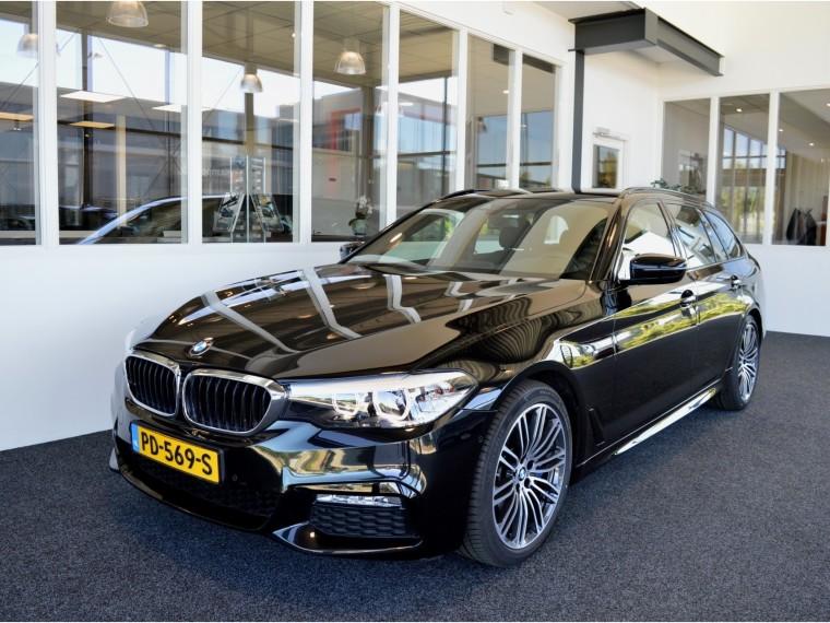 Foto van BMW 5 Serie Touring 530i M-Sportedition Aut8 G31