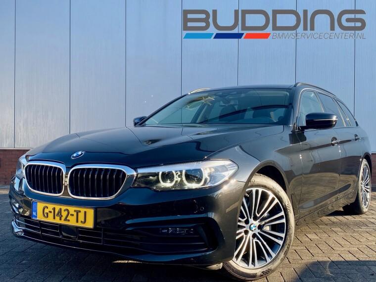 Foto van BMW 5 Serie Touring 525d High Exe