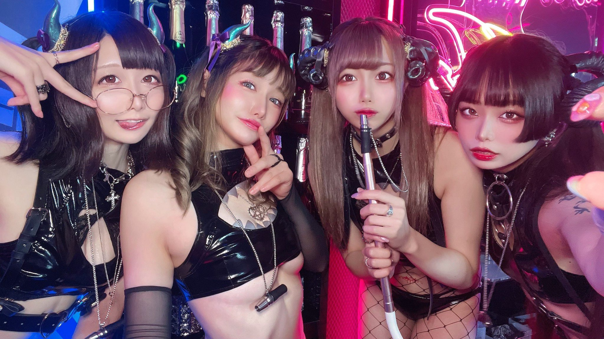 Succubus&Angel Abyss 歌舞伎町の写真