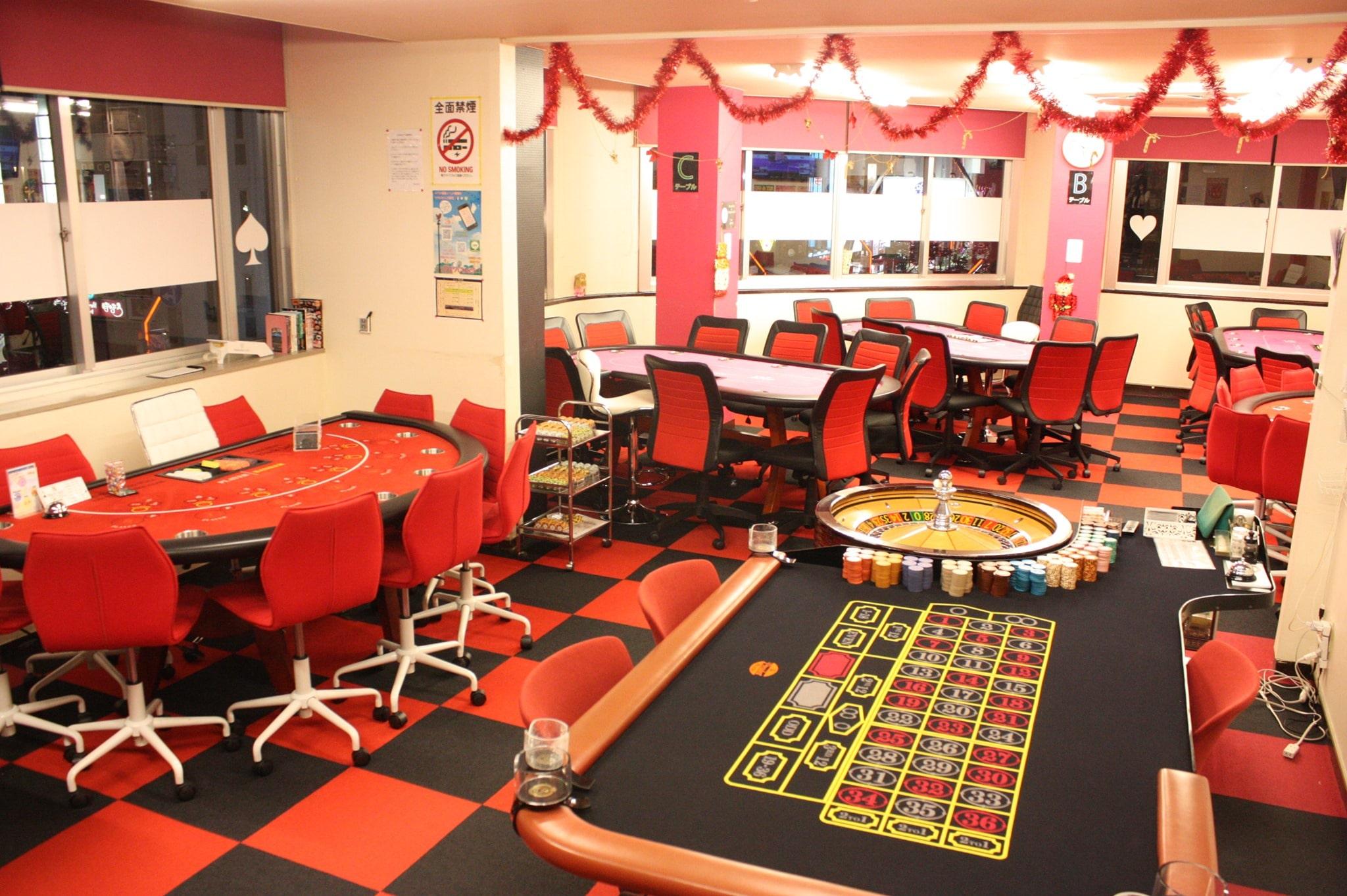 アミューズメント メイドカジノ Ritz (リッツ)の写真