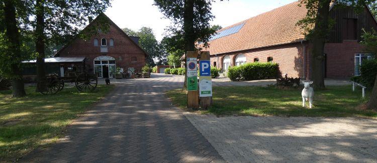 Ferienhof Schnieder, Bauernhofcafé Logo