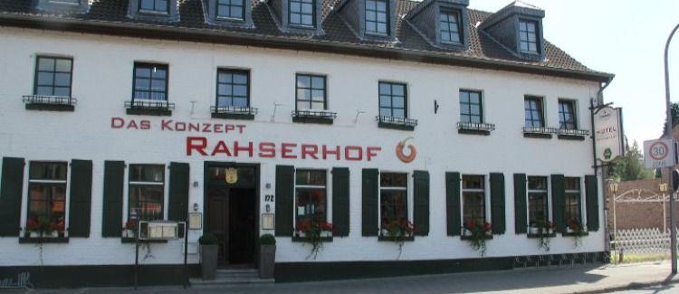 Hotel Restaurant Rahserhof und COS Catering Service Logo