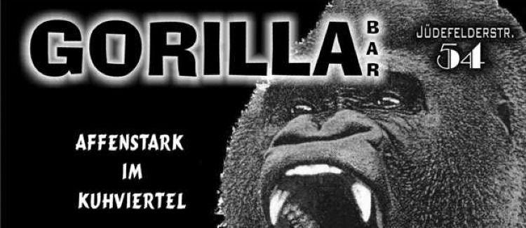 Gorilla-Bar Logo