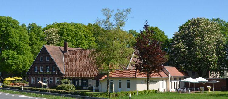 Restaurant Haus Allendof Logo