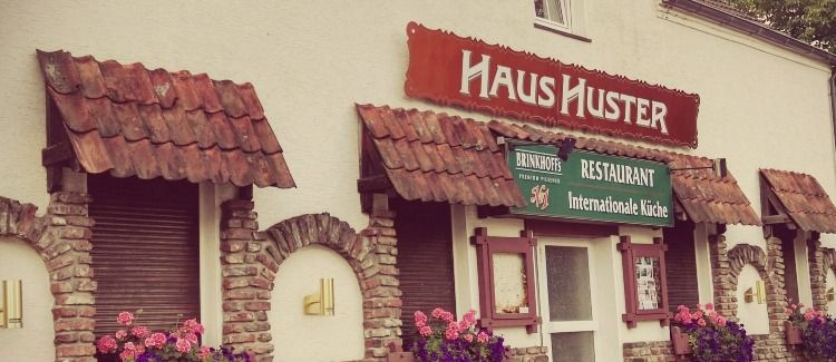 Restaurant Haus Huster  Logo