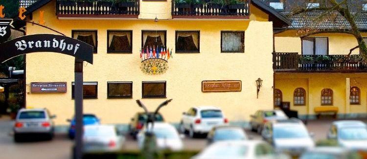 Hotel Brandhof Logo