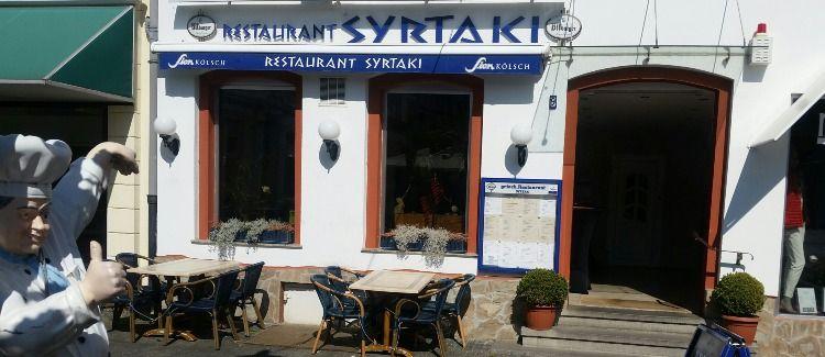 Restaurant Syrtaki Logo