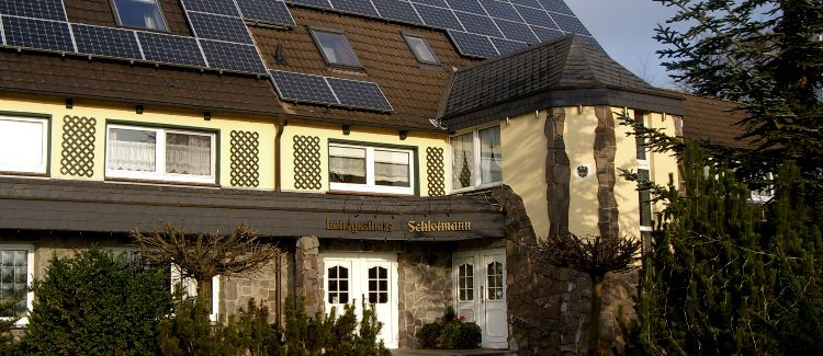Landgasthof Schlotmann Logo