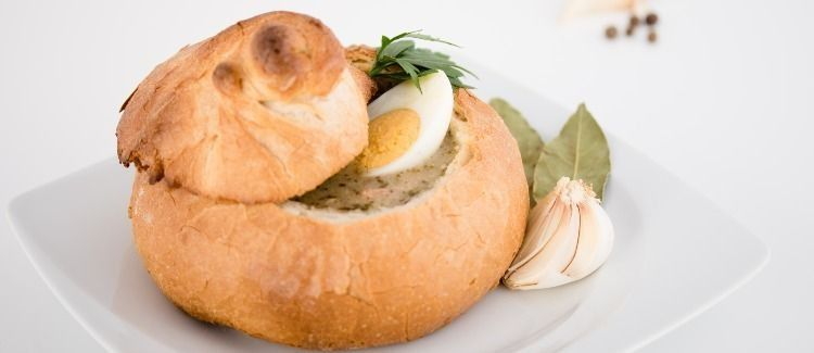 Klußka Polnisches Restaurant Logo
