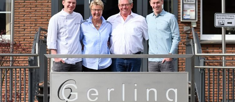 Café Restaurant Gerling Logo