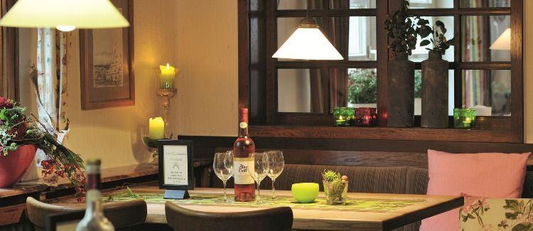 Hotel Restaurant Forellenhof Poggel  Logo
