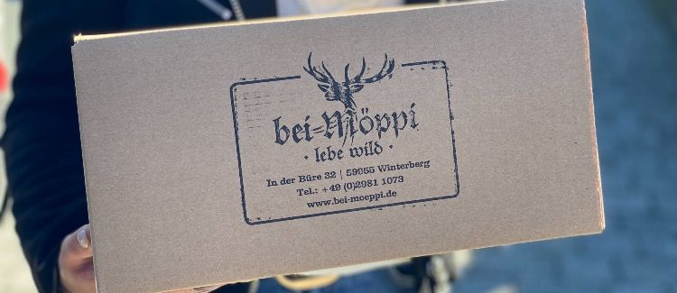 Bei Möppi Logo