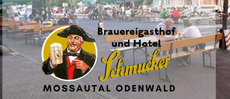 Brauereigastho & Hotel Schmucker Logo