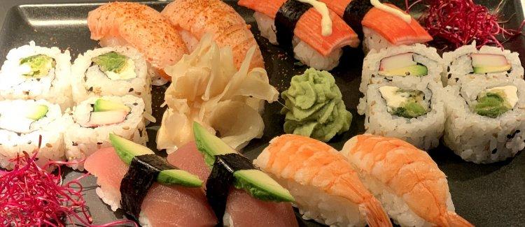 Kugelfisch Sushi Blitz Logo