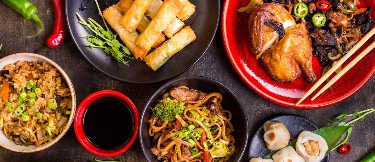 China Restaurant Chinesische Mauer Logo