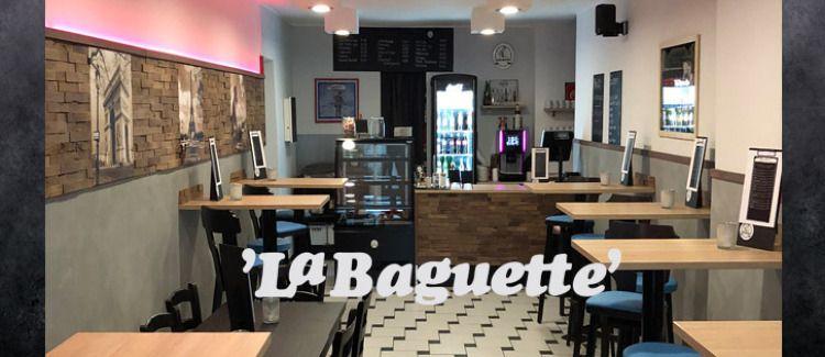 La Baguette  Logo