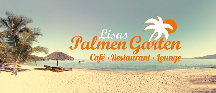 Lisas Palmengarten Logo