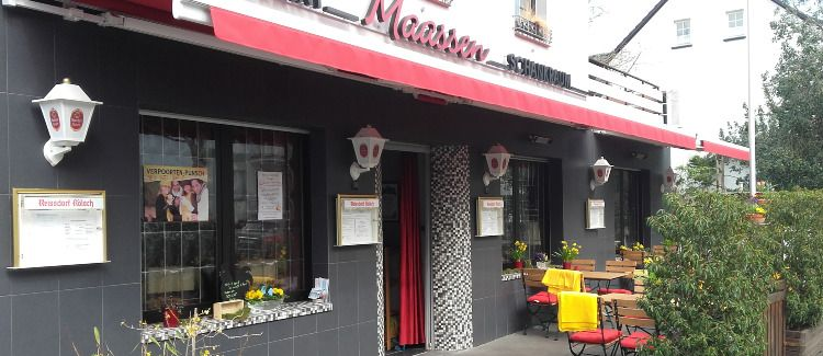 Restaurant Maassen Logo