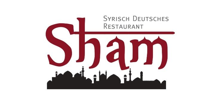 Syrisch Deutsches Restaurant Sham Logo