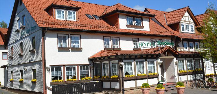 Parkhotel zum Stern Logo